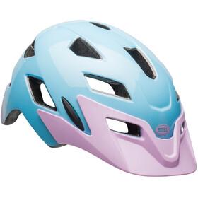 Bell Sidetrack Helmet Youths cmyk/lilac